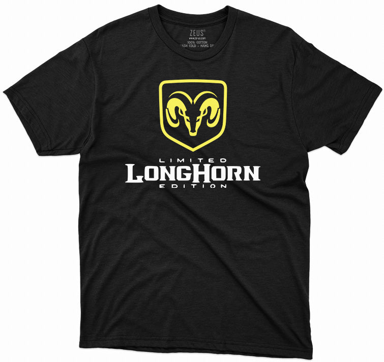 Ram Longhorn Limited Edition T-Shirt