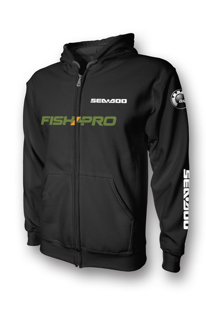 Sea-Doo Fish Pro Full-Zip Hoodie