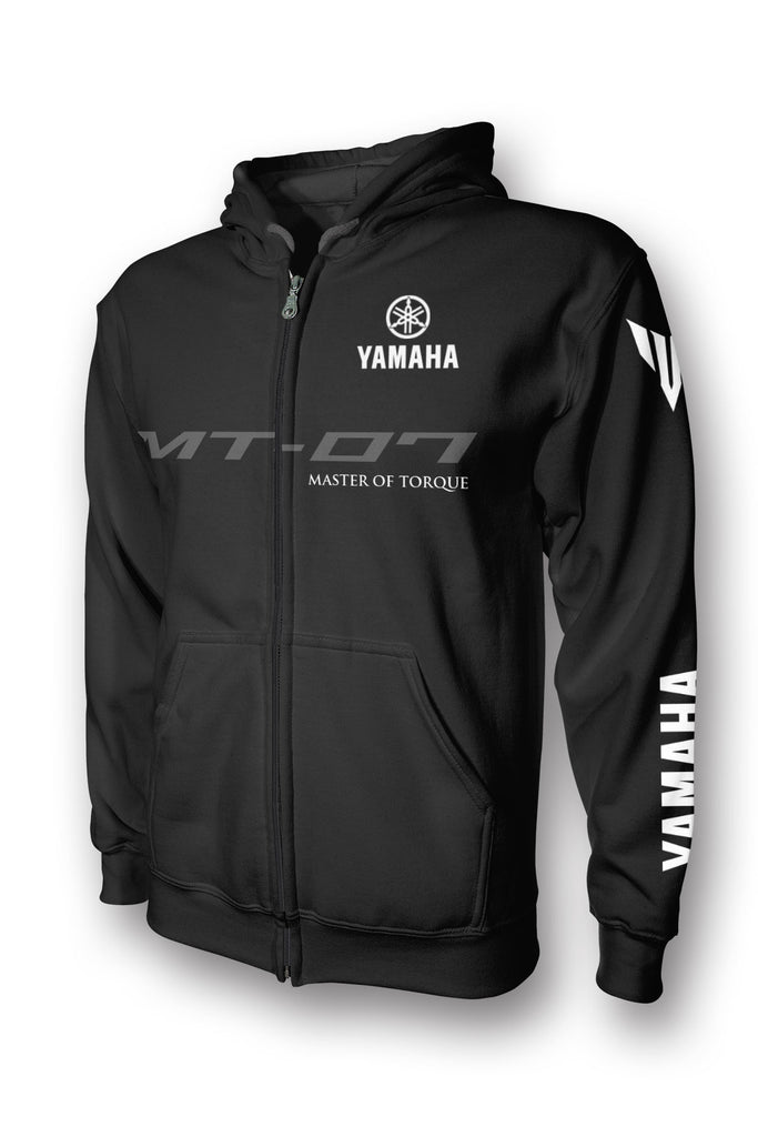 Yamaha MT 07 - Master Of Torque Full-Zip Hoodie