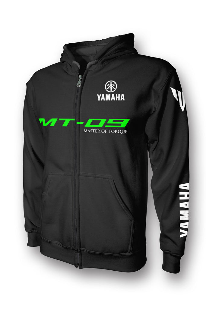 Yamaha MT 09 - Master Of Torque Full-Zip Hoodie