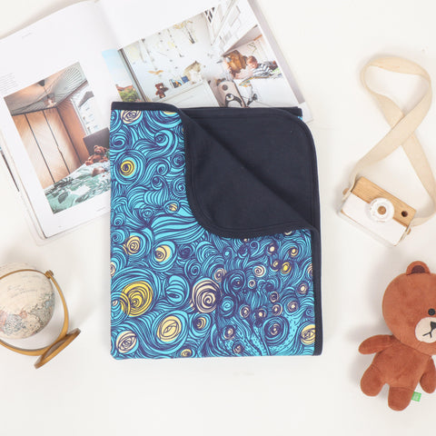 Baby Blanket⁣ - Starry Night