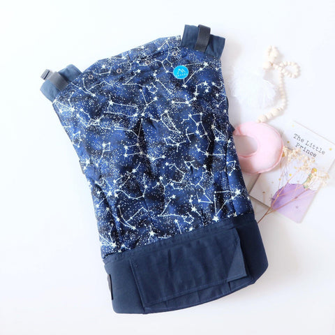 Constellations Glow on Navy