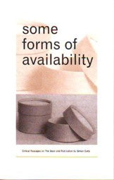 Some Forms Of Availability