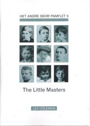 Het Andre Behr Pamflet 9  Les Coleman  The Little Masters