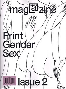 Mag@zine Issue 2 Print Gender Sex