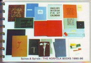 Spines & Spirals  The Norfolk Books 1990-1996