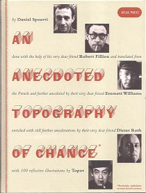 An Anecdoted Topography Of Chance 2016