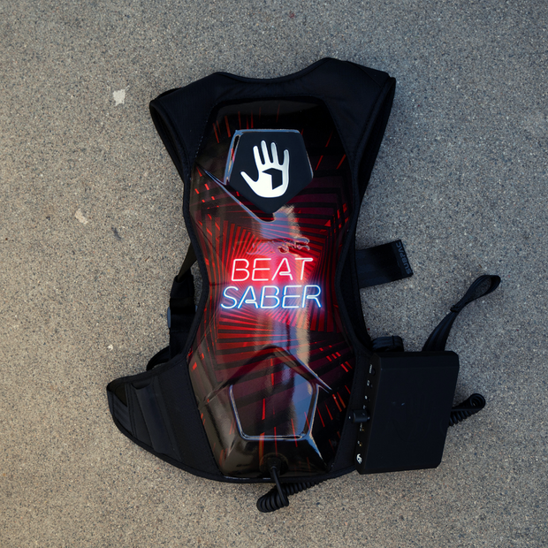 Beat Saber x SUBPAC (Limited Edition)