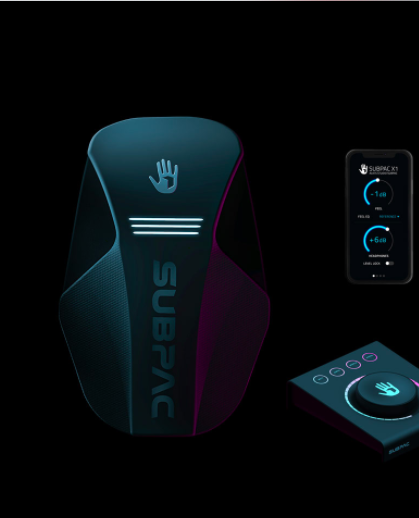 SUBPAC - BUNDLE UPGRADE - ADD C1 TO ORDER