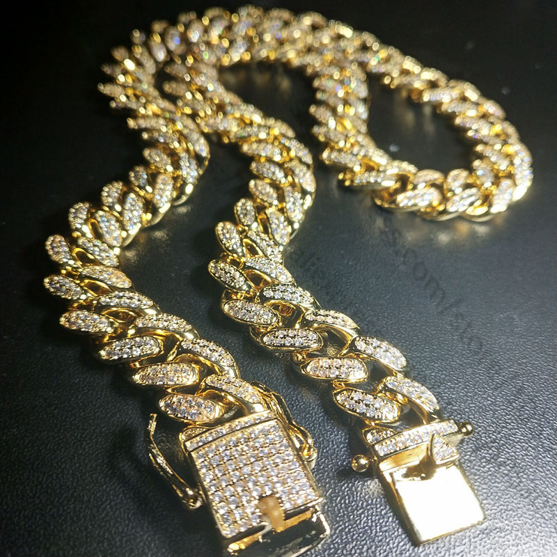 14mm Cuban Link Chain