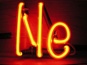 The First Neon Sign