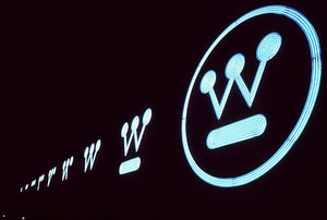 Westinghouse Animated Neon Sign