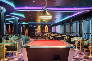 How To Create A Pool Hall Vibe In Your Home Bar