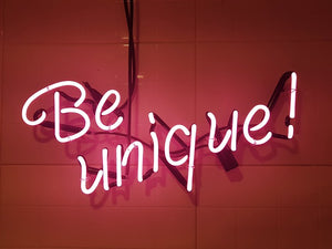 Your Motto in Neon