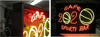 Custom Neon Sign Size