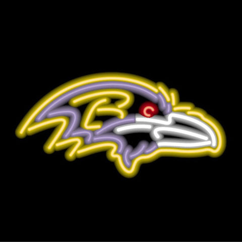 Baltimore Ravens Neon Sign