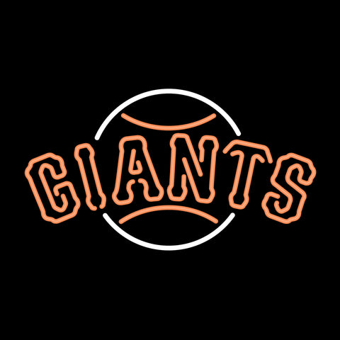 San Francisco Giants Neon Sign