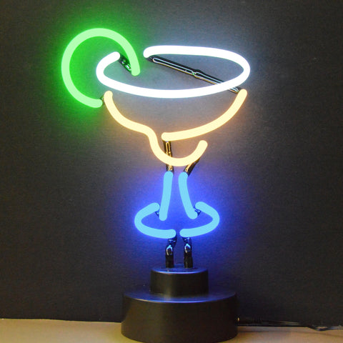 Margarita Neon Light Sign Sculpture
