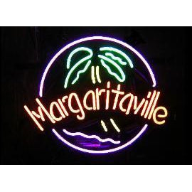 Margaritaville neon sign light