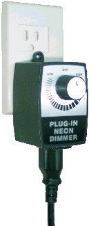 Plug-in Neon Dimmer Conventional