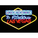 Welcome to Fabulous Las Vegas Neon Sign-Bar Neon Signs-Fire House Neon Signs