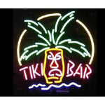 Tiki bar neon sign light