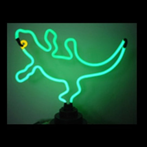 Gecko Neon Light Sign Sculpture - Neon Sculptures