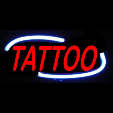 Tattoo Neon Light Sign Sculpture