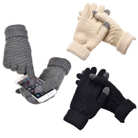 Gants en laine tactiles touch glove