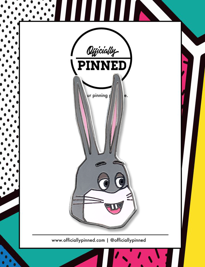 Big Chungus Pin by Surreal Entertainment