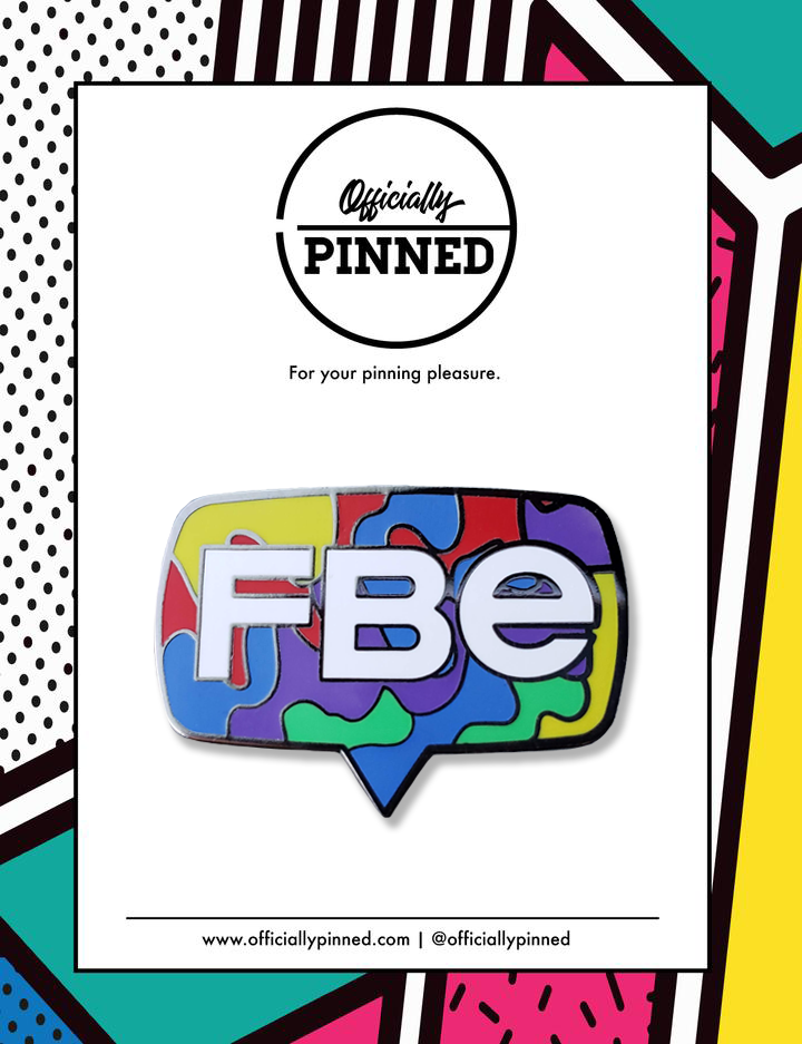 FBE Splash Pin