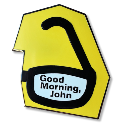 Good Morning John