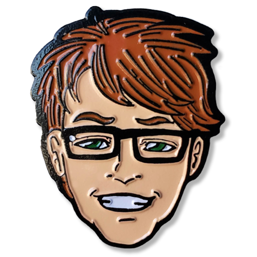 Hank Green Portrait