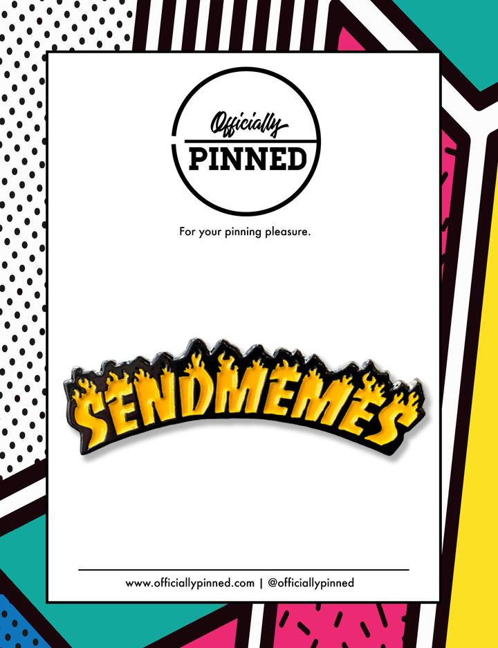 """Send Memes"" pin by Jessie Paege"