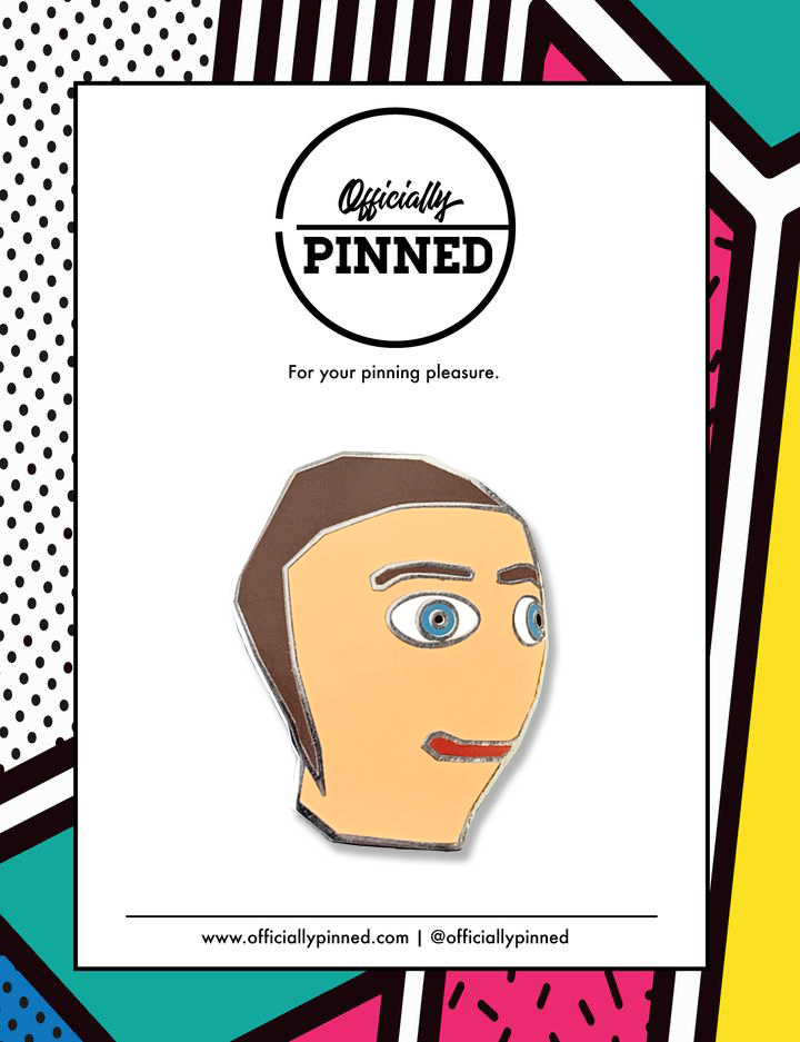 Sheldon Pin by Surreal Entertainment