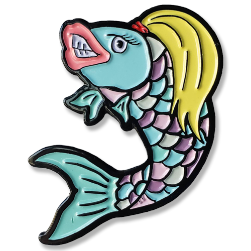 Kissy Fishy by Trisha Paytas