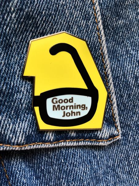 Vlogbrothers Good Morning Pin Bundle