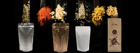 Spices packaging is prefered by spices factories to promote their products
