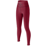 MW Design My Happi Place Yoga Pants Deep Red