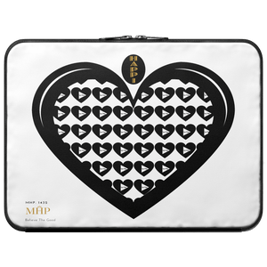 "MHP ""Happi Love Hearts"" Laptop Case"