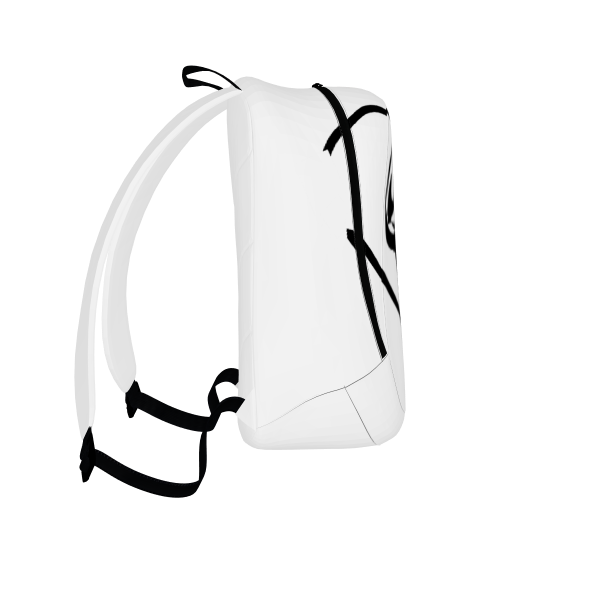 "My Happi Place ""LOVE STRENGTH"" Men's Back Pack by MW Design"