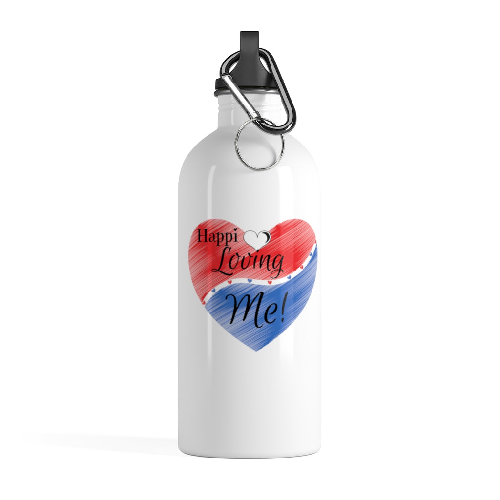 MHP Happi Loving Me Stainless Steel Water Bottle