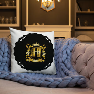 """MHP Lucky 1432 Crested"" Premium Pillow"