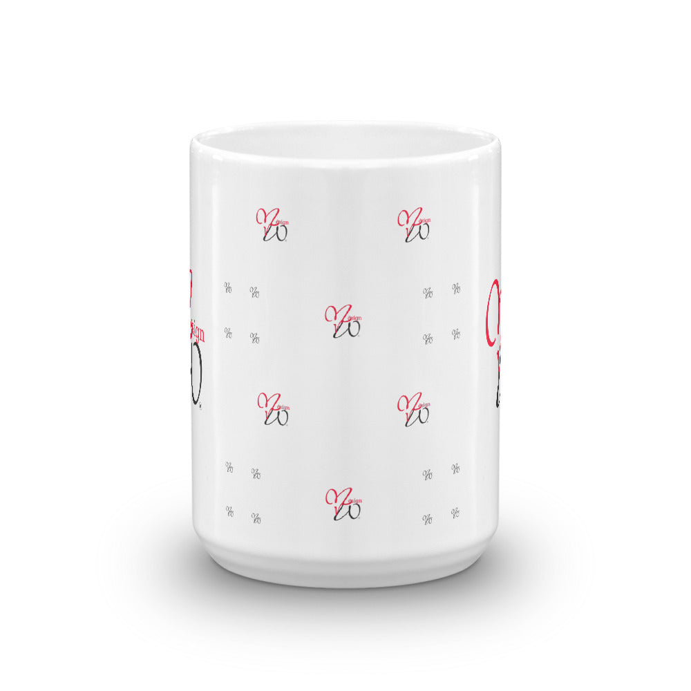 Love MW Design Coffee Mug
