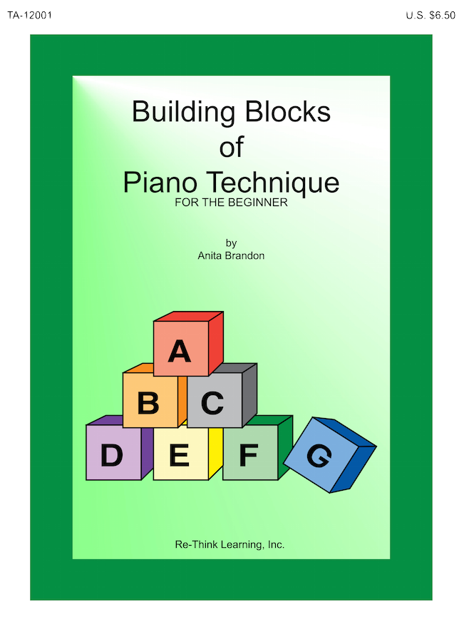 Building Blocks of Piano Technique