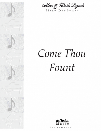 Come Thou Fount-Piano Duet
