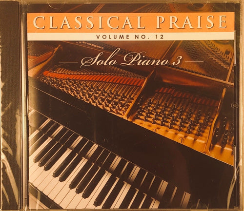 Classical Praise Vol. 12 - Solo Piano 3