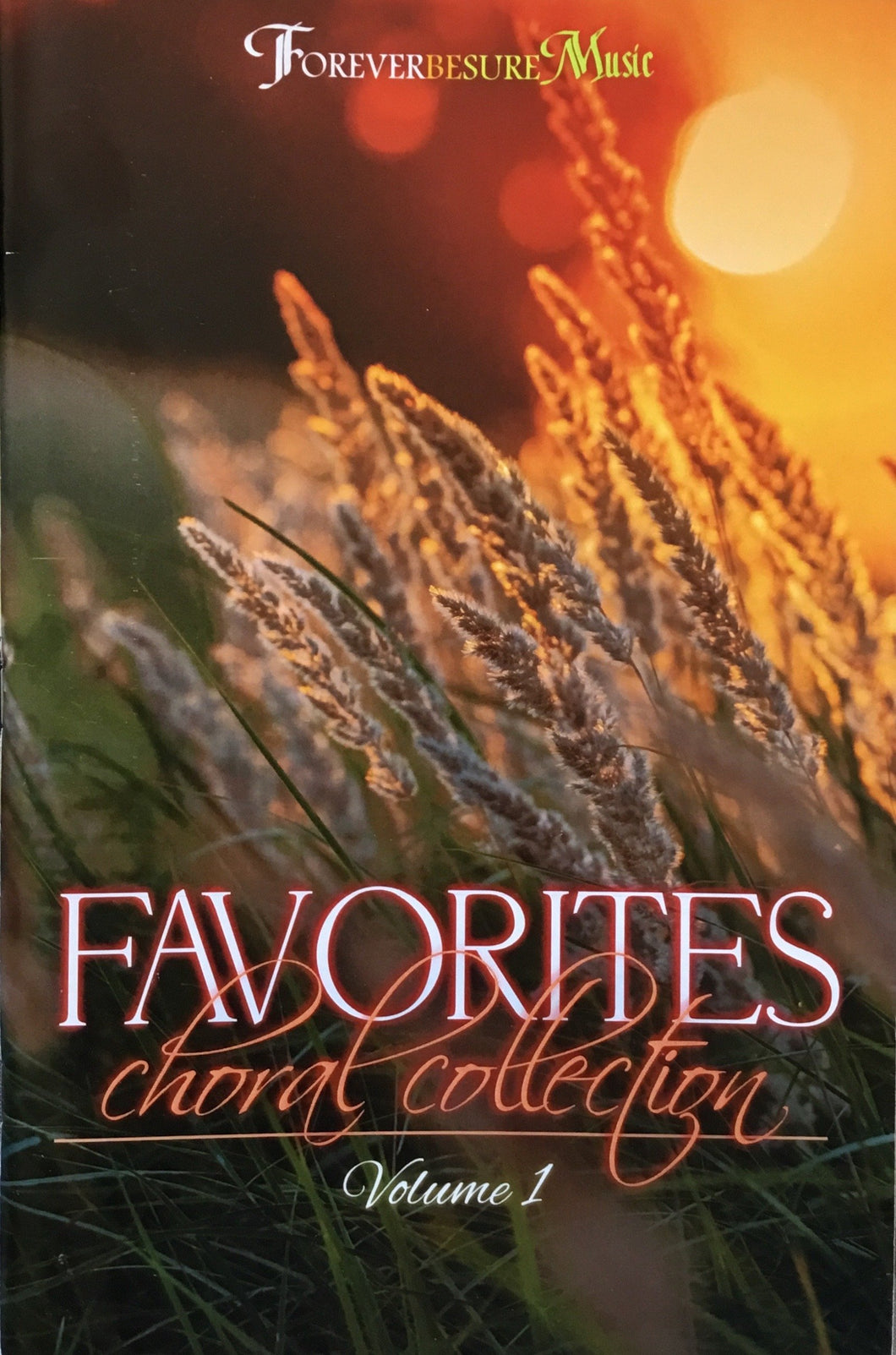 Favorites Choral Collection Vol. 1
