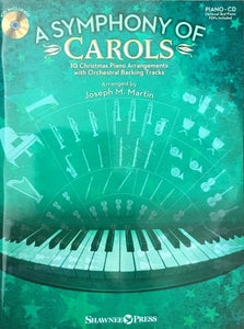 A Symphony of Carols (Book and CD)