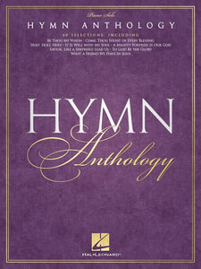 Hymn Anthology For Piano